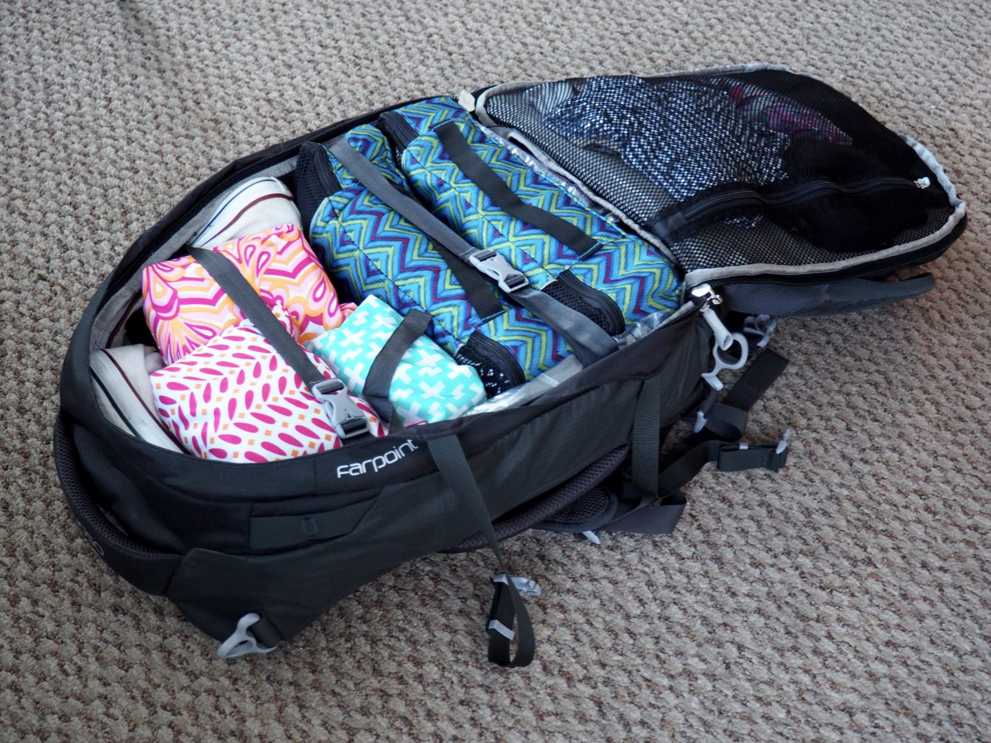 How I'm Packing Carry-On Only for Two Months
