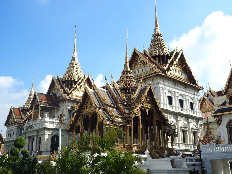 Bangkok & First Impressions