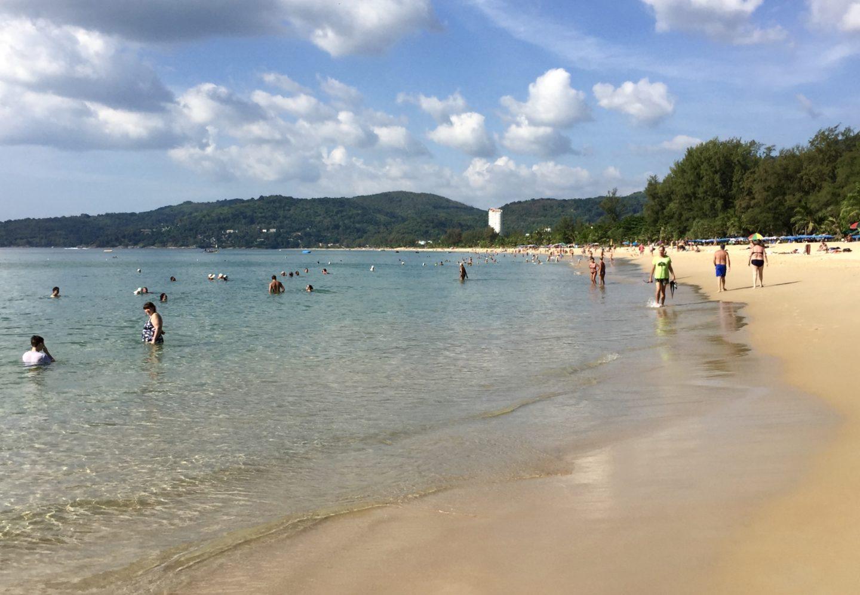 Phuket: A Long Bus Ride & My First Thai Beaches