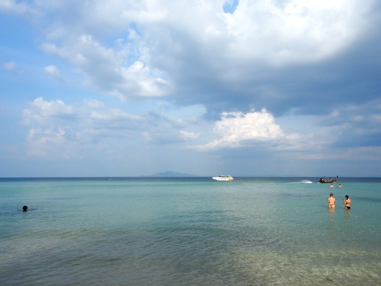 Ko Phi Phi: Boats, Beaches, Buckets & Boxing