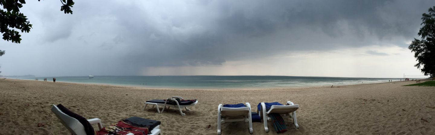 Chill Vibes & Rainy Days on Koh Lanta