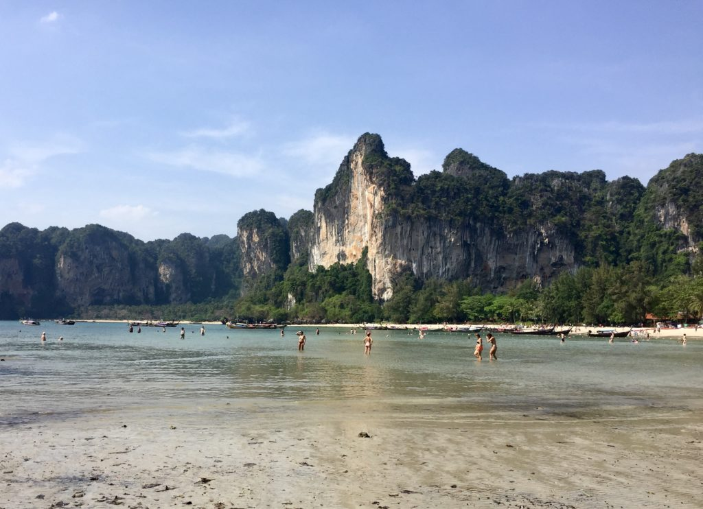 Railay Beach! (And the People You Meet While Traveling)