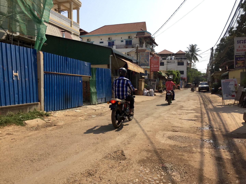 Culture Shock in Cambodia