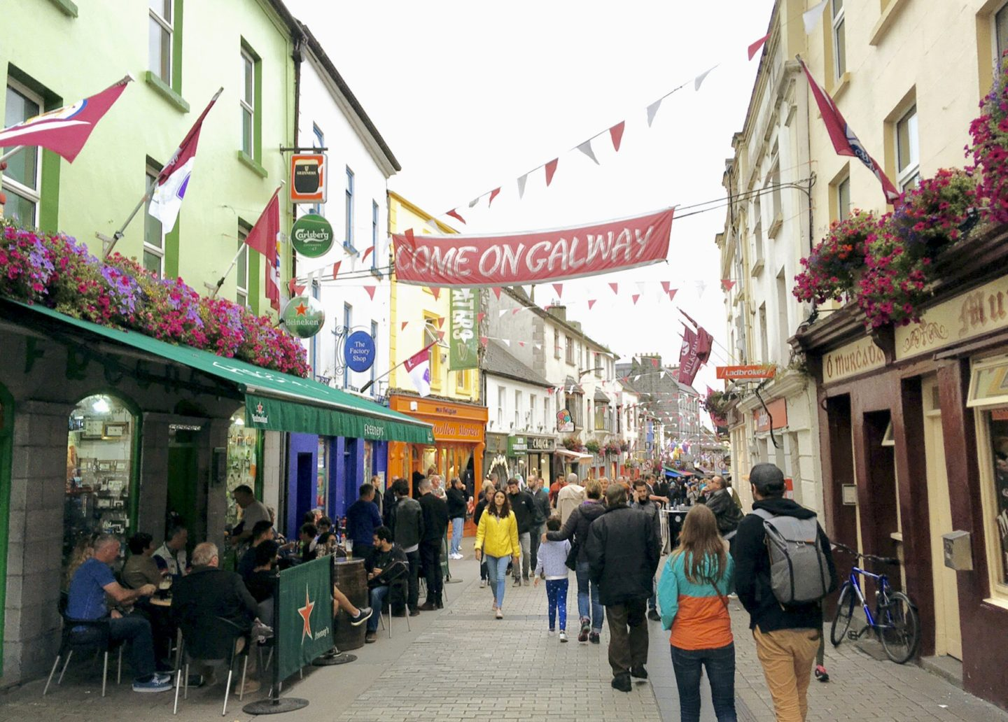 9 Things to Do in Galway (Other than Pubs!)