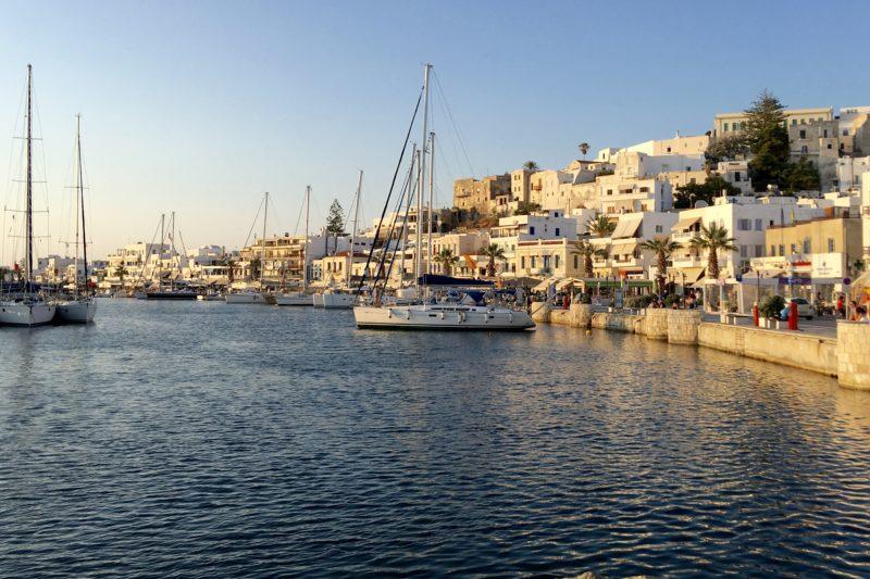 island of naxos
